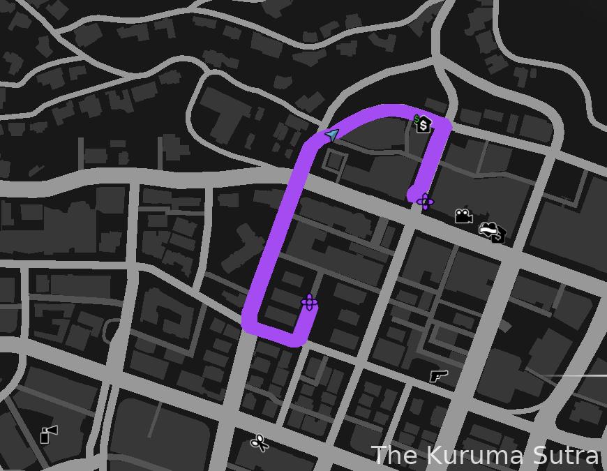 Van Route